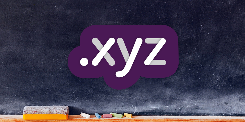 Register or Transfer Domain .xyz only <img class=