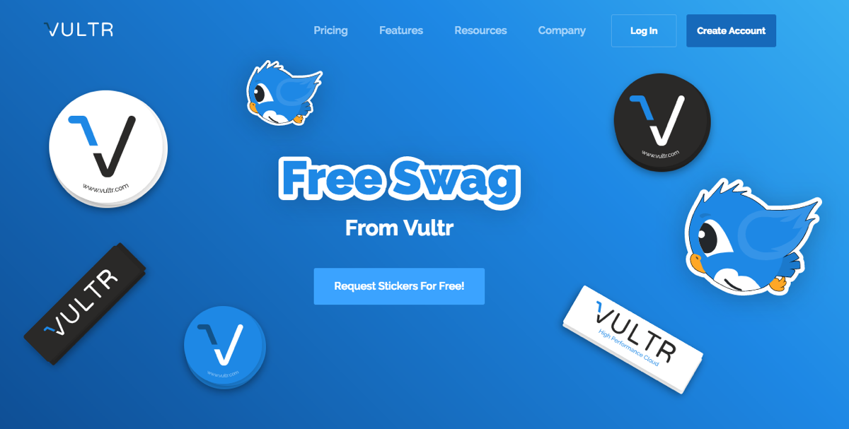 Vultr Coupon Code – Free 50GB Block Storage for Trial