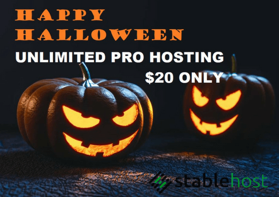 [Flash Sale] StableHost Limitless Professional Plan Basically $20/year – Shop You 87.4$