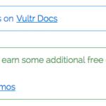 Vultr Good News