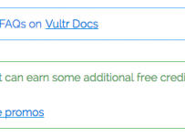 Vultr Good News