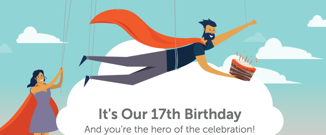 Namecheap Birthday Deal – 17% Off All Domain Renewal