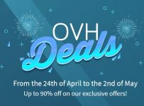 OVH Deals – Retailer Up to 90% OFF, Domain Names at Just €0.ninety nine (About $1.07)