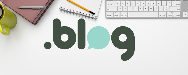 Register .BLOG Domain at The Lowest Price – $four.99/Year