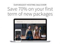 Shop 70% Off on All Hosting Package deal at Rebel, Free Domain