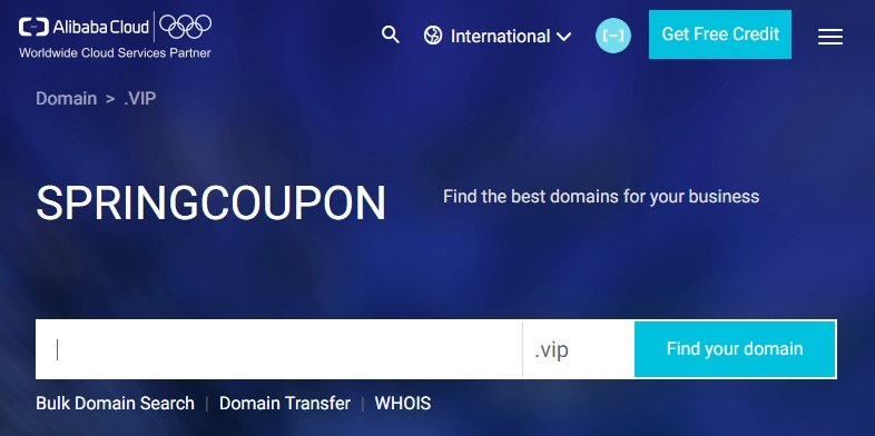 .VIP Domains at The Super Cheap Prices, Transfer and Renew Covered