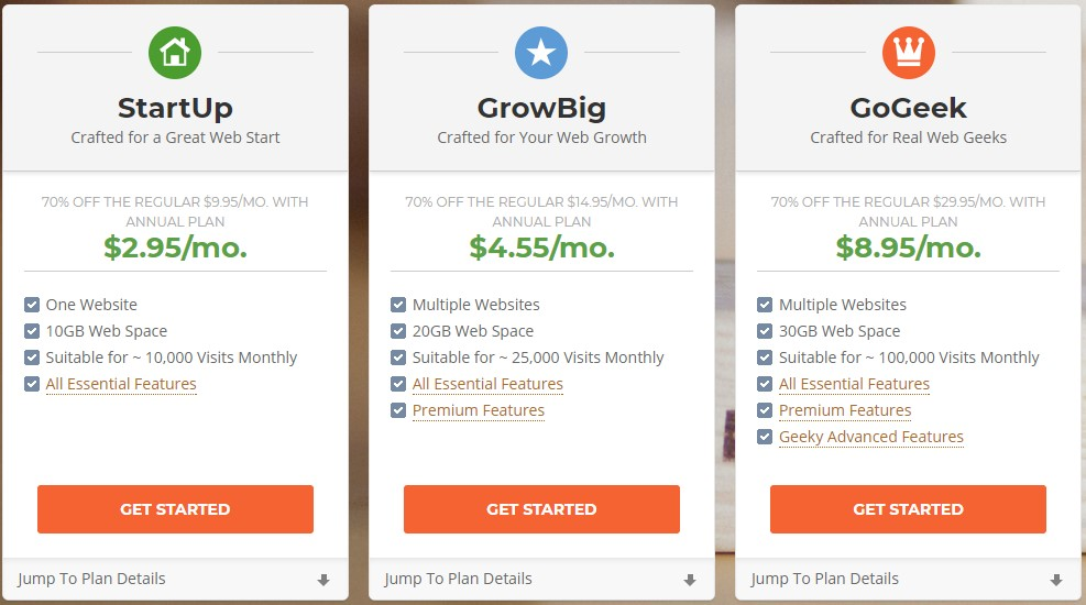 Immediately Simply – Save 70% on New Hosting Plans & Enhancements at SiteGround