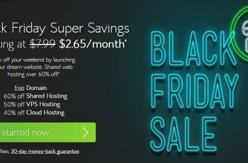 Bluehost Black Friday Wonderful Mark downs – Up to 60% OFF