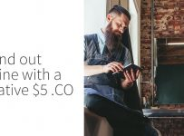 Get Unlimited .CO Domain for Simply $5.00 Every at Rebel