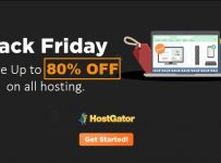HostGator Black Friday 2017 – Keep As much as eighty% on All New Hosting Plans