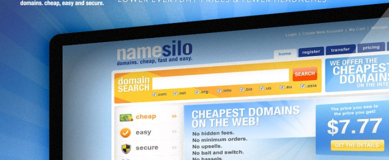 NameSilo Black Friday – .COM/.NET Just From $four.99, Low cost on All Domain Transfers