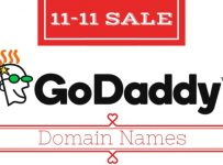 Single Day Sale at GoDaddy – Many different types of Domains Commence From $0.99 Basically